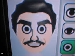 He is ALREADY A MII. It's that easy people.