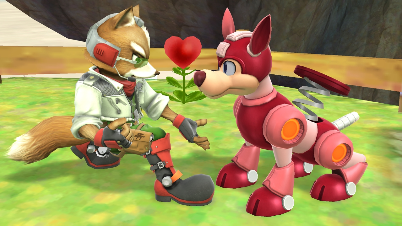 Rush....Do you think love can bloom? Even on a battlefield?
