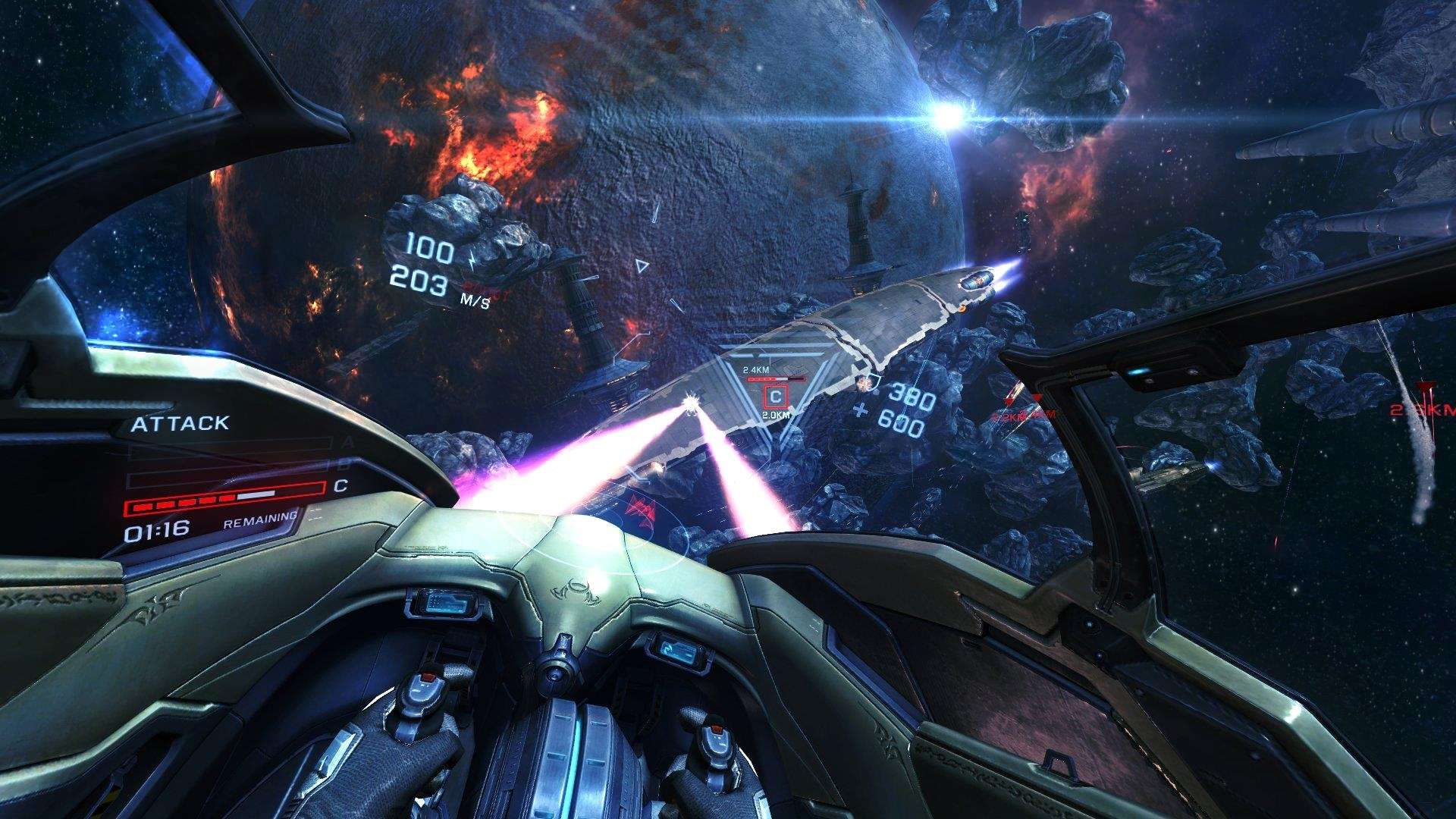 Disclaimer: EVE Valkyrie features neither the biblical Eve, not Norse Valkyries.