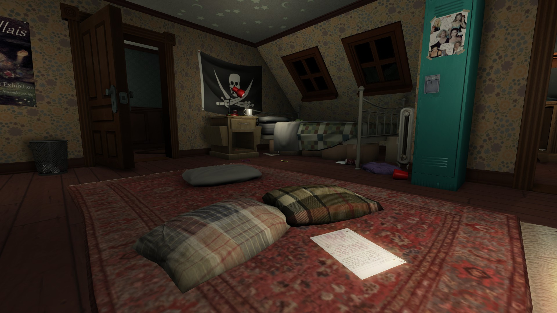 Gone Home in VR could mean the realistic pirate flag action we've all been waiting for.