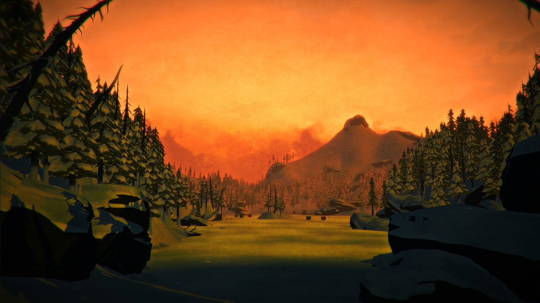 The Long Dark - Sunset