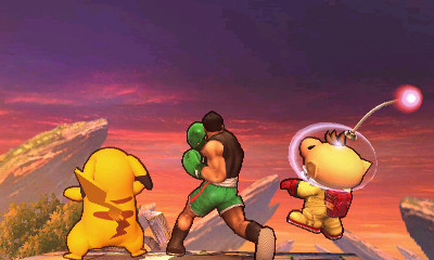 Smash Bros: The Anime.