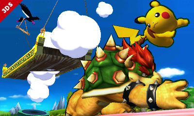 Bowser is especially terrible at hugs, but he means well.