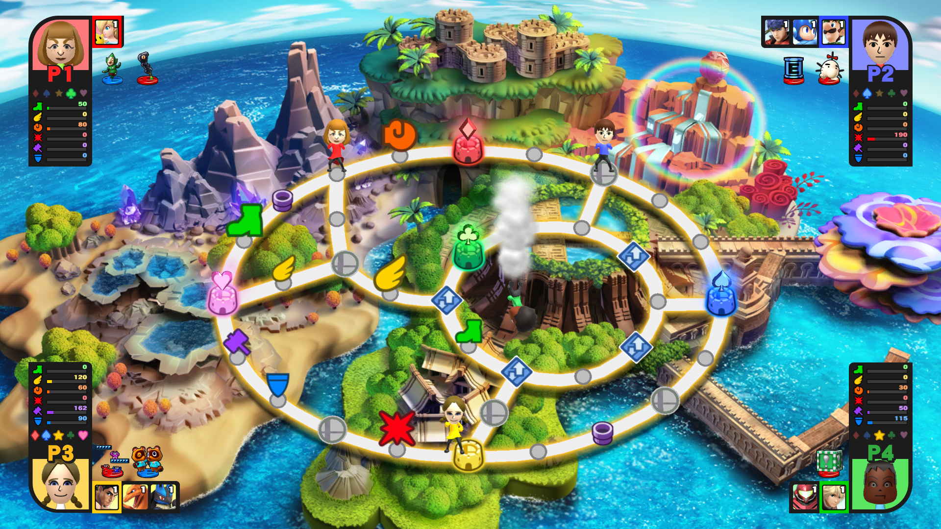 Smash Tour: The Mario Party we deserve, but maybe not the Mario Party we need.