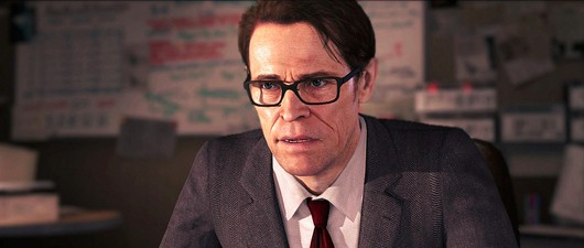 Strangely enough, the most accurate Willem Dafoe experience available on modern consoles is Bayonetta 2. Who knew?