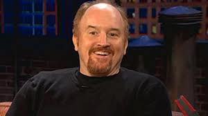 Thankfully for all of us with a sense of humor, Louis C.K. obeyed the Law Of Holes.