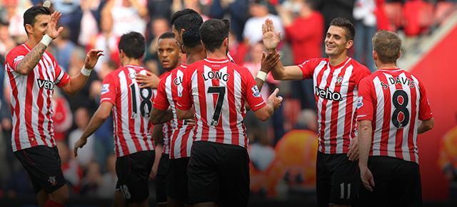 Southampton score.