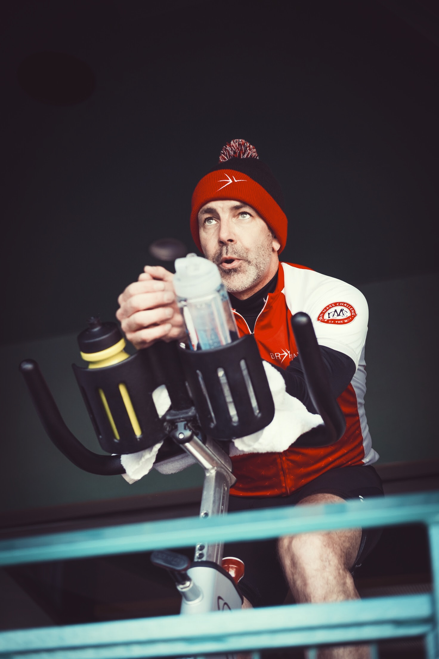 Dave Knies from Breakaway rides at Fenway PMC Winter Cycle.jpg