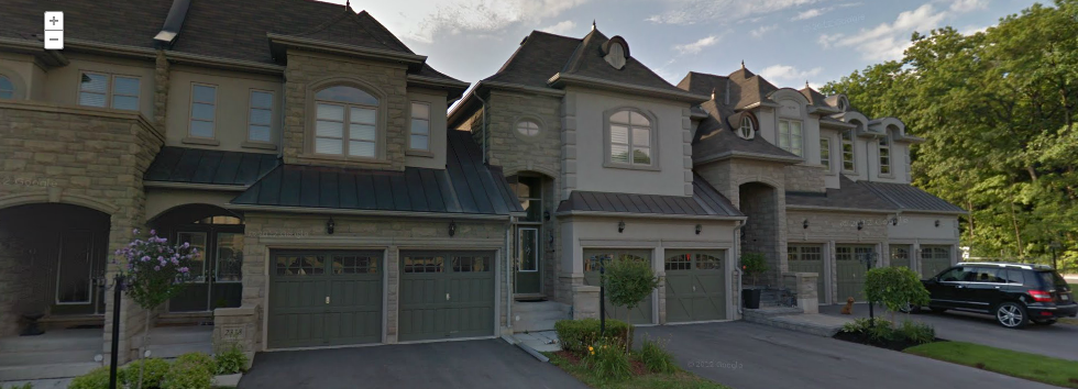 Bronte Creek Detached Townhome