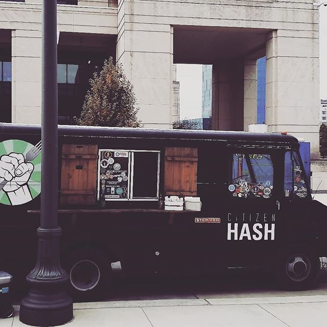 Come see us at @statehousemarket tomorrow for lunch! 10:30 - 1:30. We'll be slinging all the bowls and nachos!