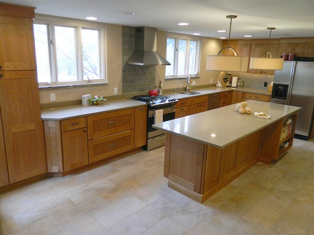 kitchen overview a