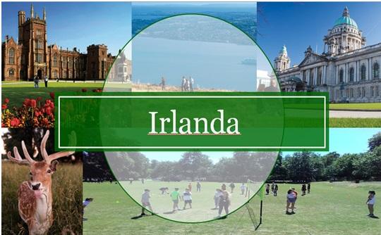 """Cork - El programa es realitza en el """"University College Cork"""", situat en el centre de la ciutat. Envoltat de jardins i amb unes instal·lacions esportives excel·lents.Allotjament en família o residència al mateix campus."""