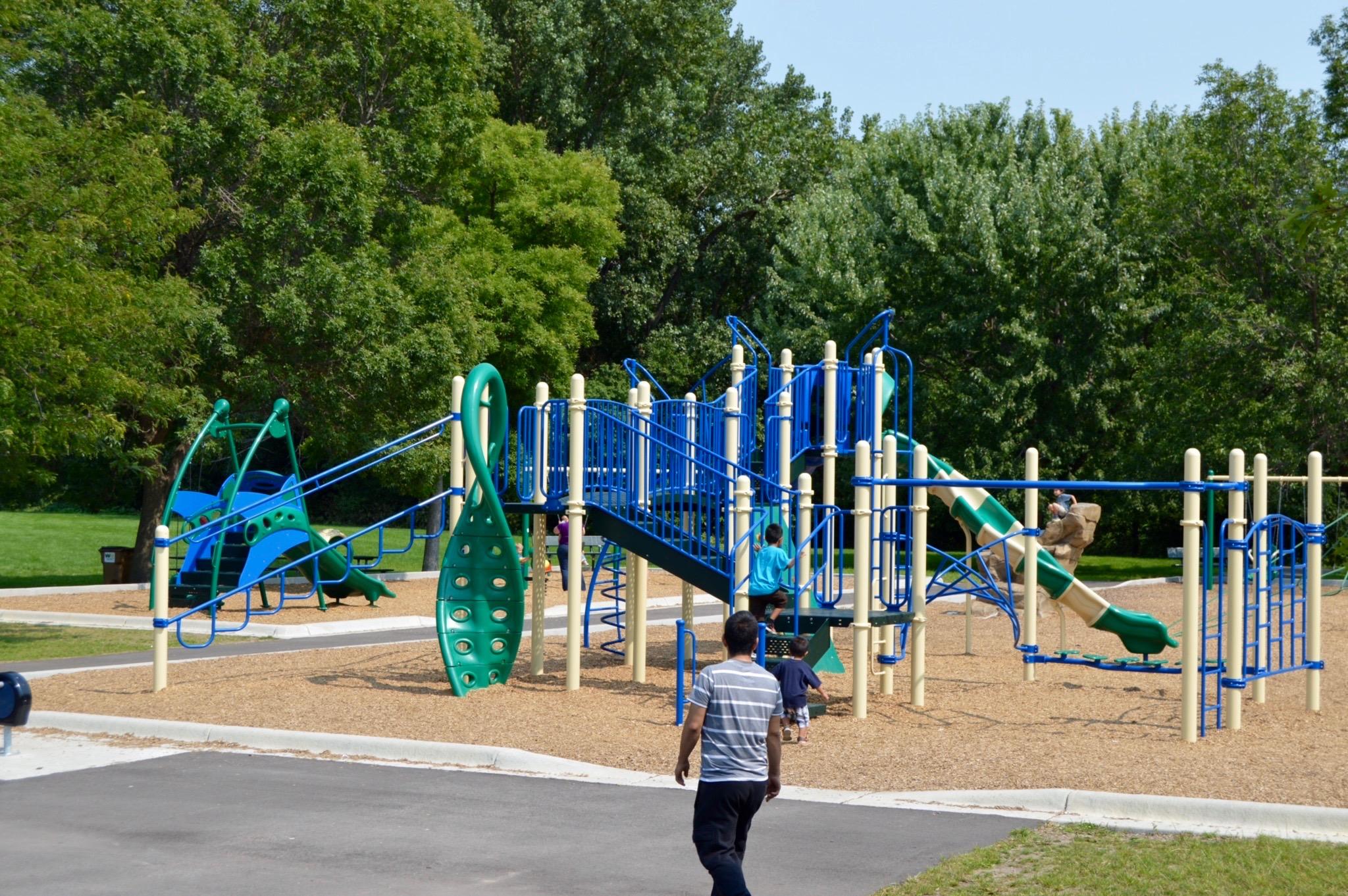 Veteran's Memorial Park, Richfield, MN