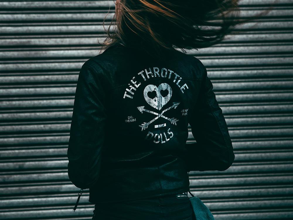 The Throttle Dolls - Community | Design & Branding
