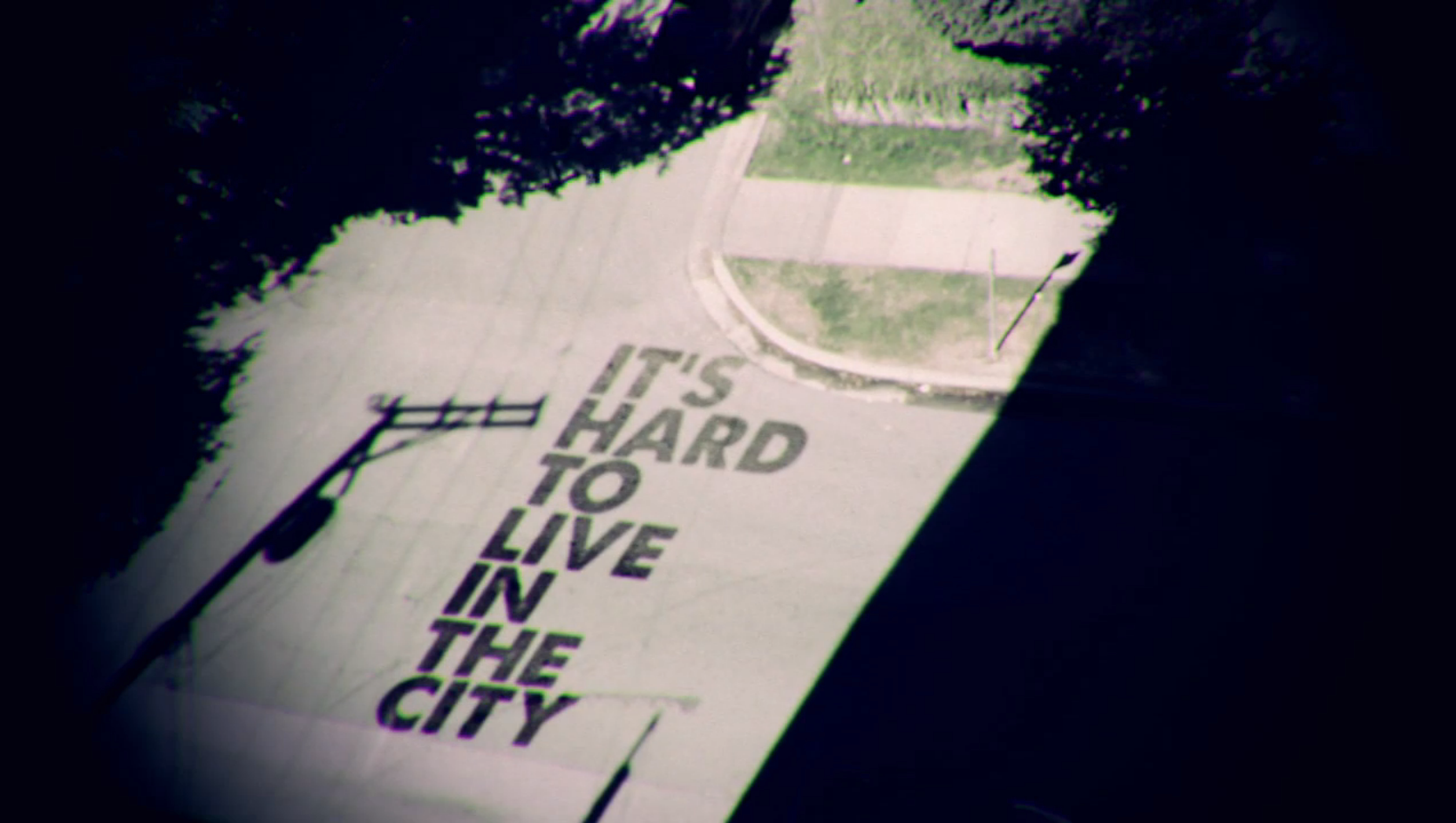 It's Hard to Live in the City — Narrative Short (4 mins)