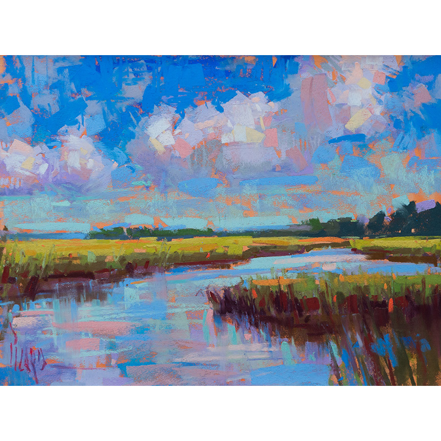 PAINTERLY MARSH