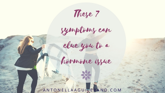 Do you have a hormonal imbalance?