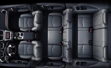 Flexible cargo capacity