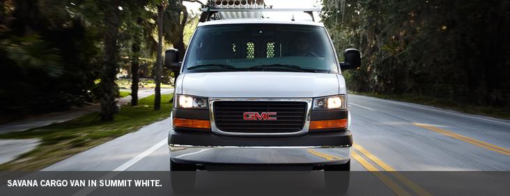 Savana Cargo Van