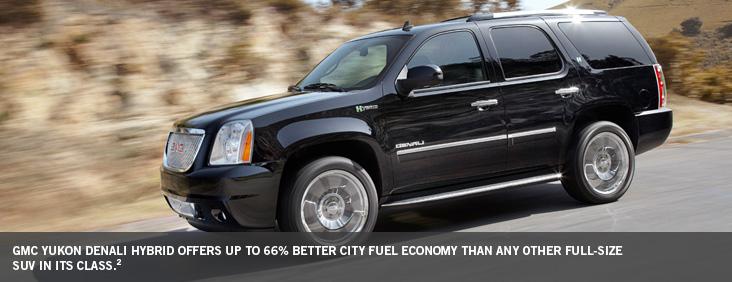 Better City Fuel Economy