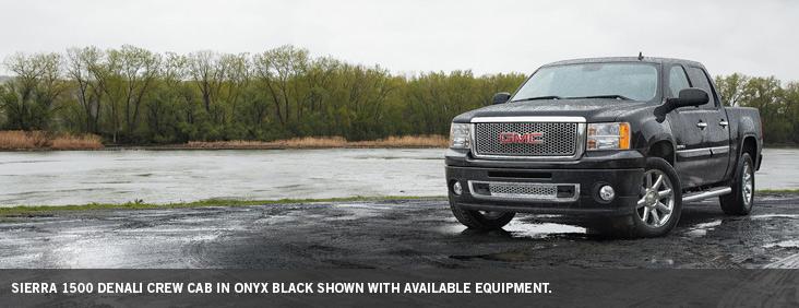 Onyx Black Sierra 1500