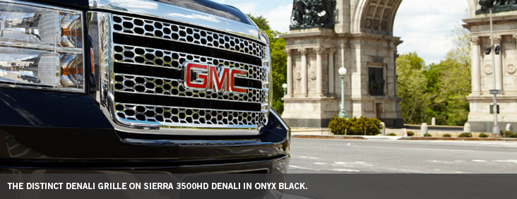 Gmc Signature Chrome Grille