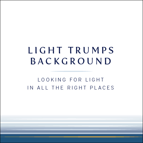 Looking for Light in all the right places | Light trumps Background | Cinnamon Wolfe Photography