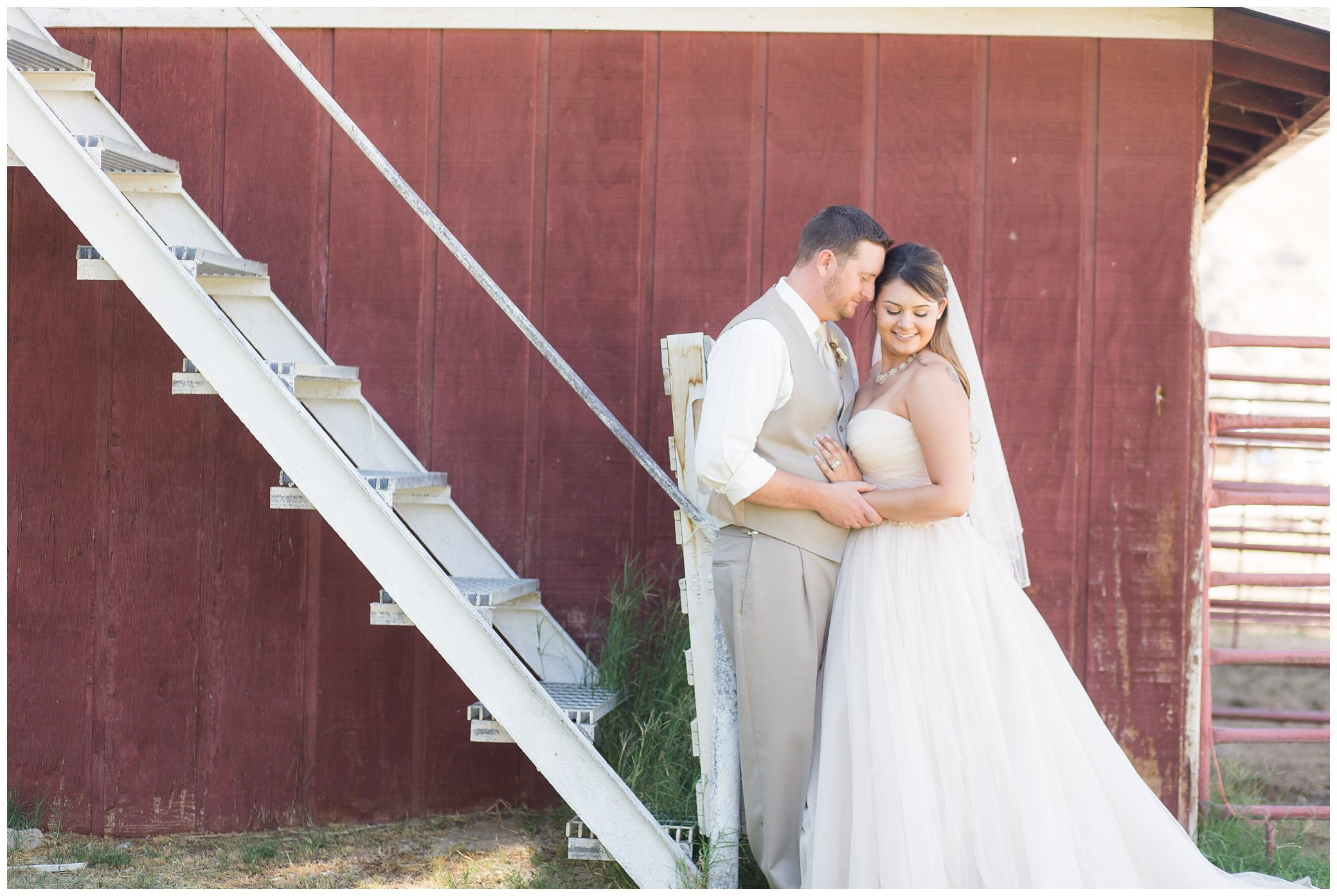 Rustic Blush Barn Wedding   North NJ Wedding Photography