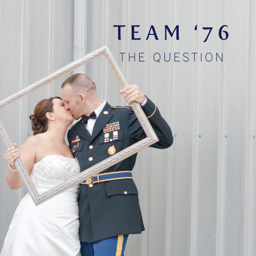 Team '76 | The Question | Cinnamon Wolfe Photography | NY & NJ