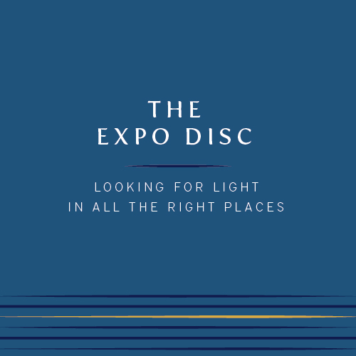 The Expo Disc | Looking for Light in all the right places | Cinnamon Wolfe Photography | NJ & NYC