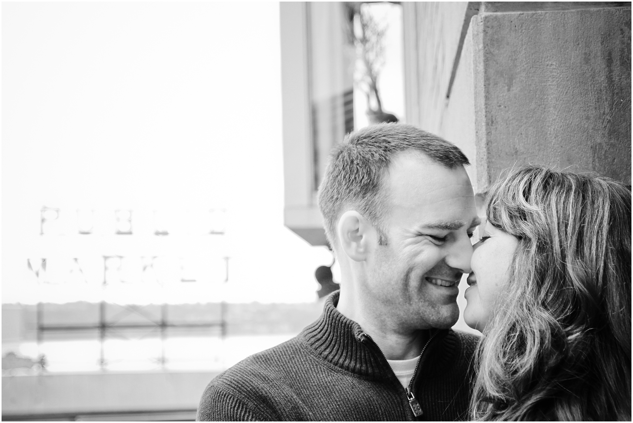My FAVORITE photo from our engagement session- photo by Angie Arms Photography