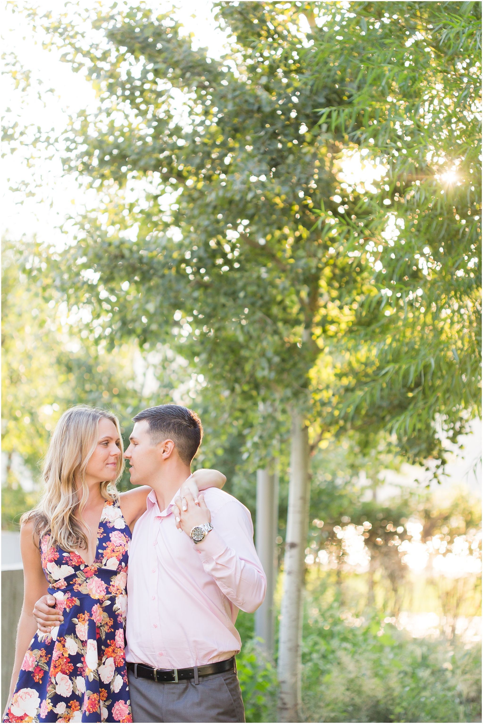 North NJ Engagement Session | Cinnamon Wolfe Photography