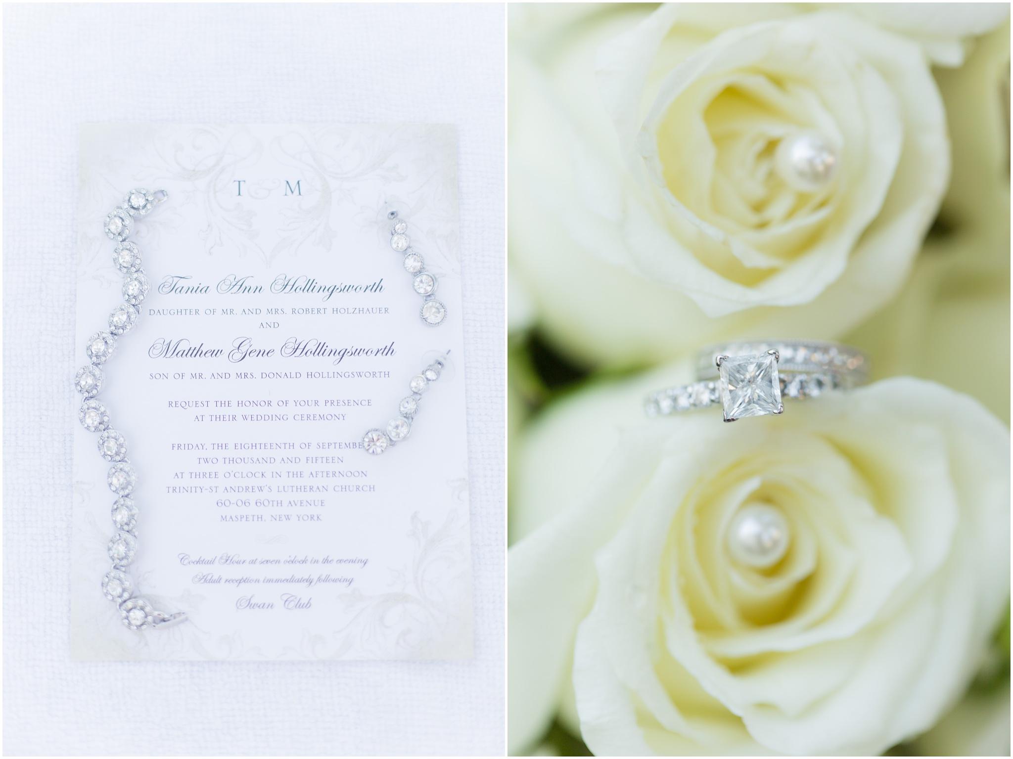 Romantic NJ Wedding | Cinnamon Wolfe Photography