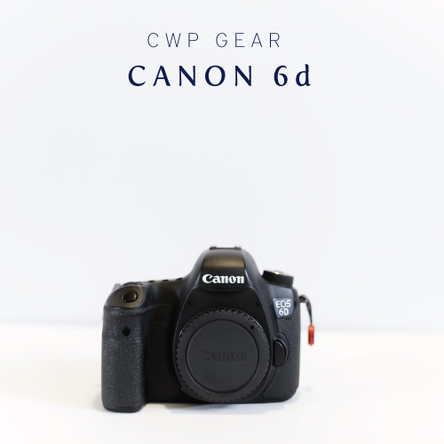 CWP Gear | Canon 6d | Cinnamon Wolfe Photography | NJ Wedding Photographer