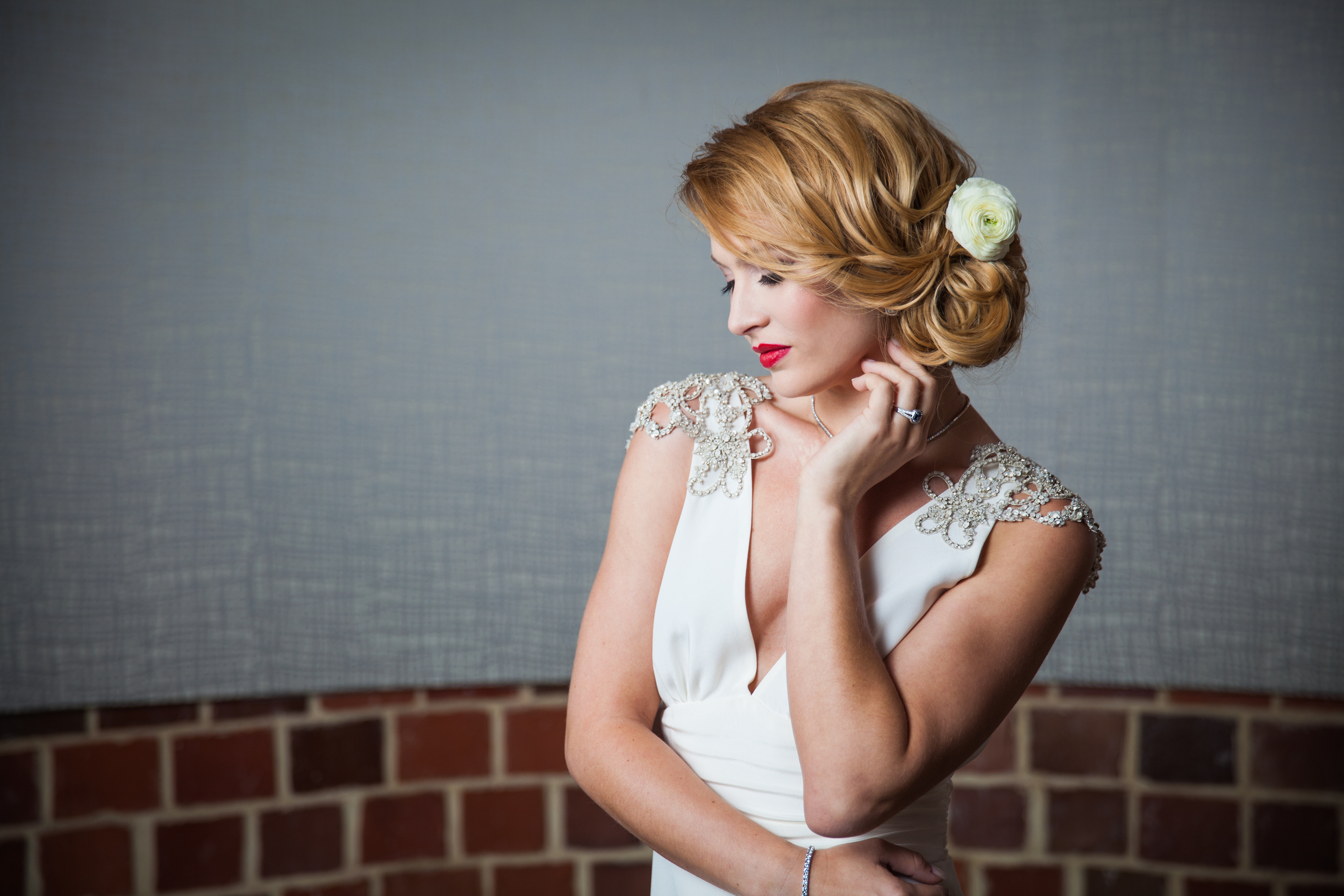 The dos and don'ts of bridal hair | With this Ring | Cinnamon Wolfe Photography | NJ Wedding Photographer