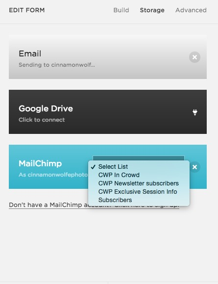 How To Set Up A Newsletter Using Mailchimp And Squarespace