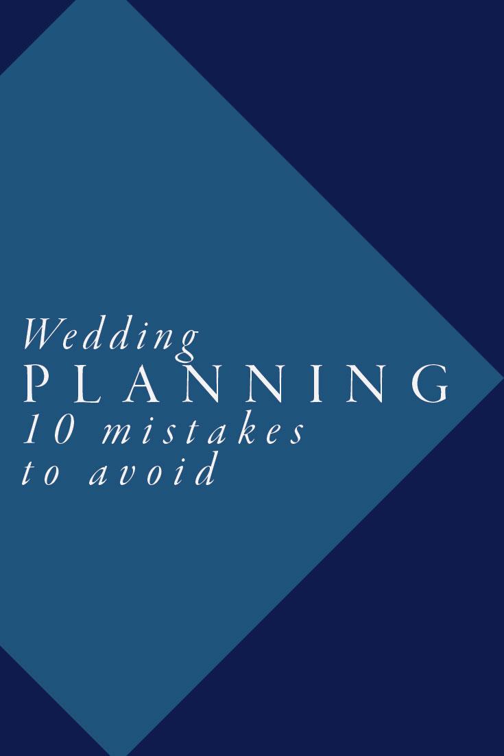 10 mistakes to avoid when wedding planning | Cinnamon Wolfe Photography | NJ Wedding Photographer