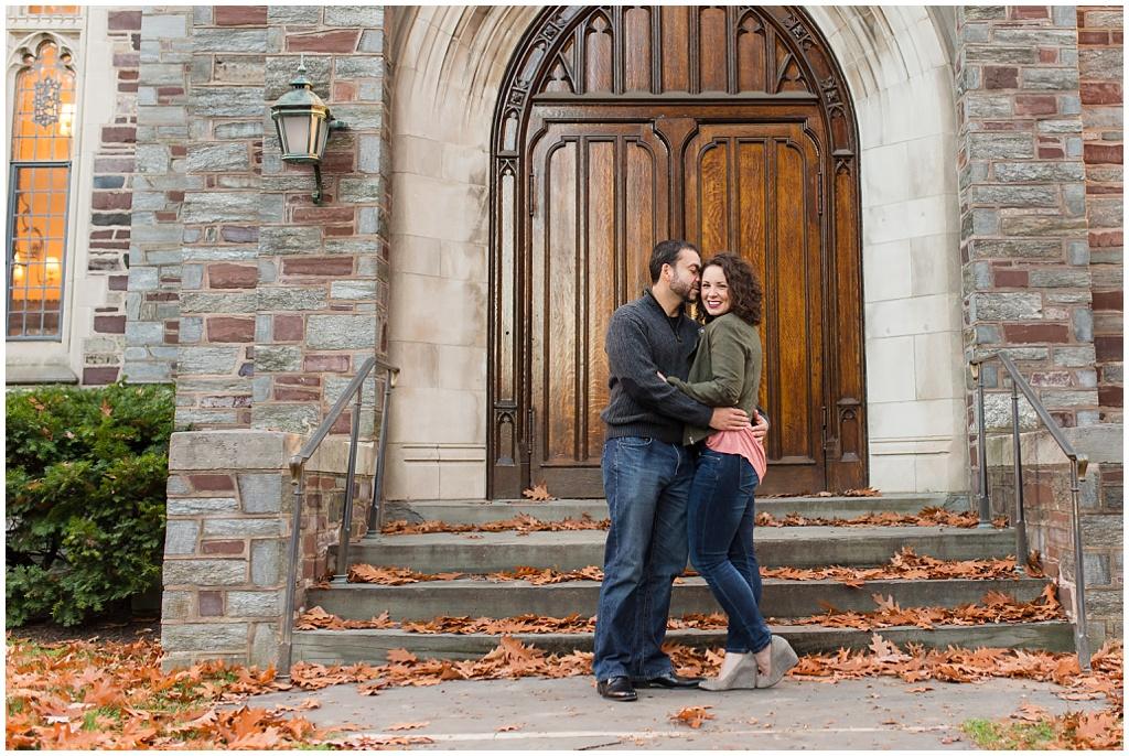 Princeton engagement photo session | North NJ Wedding Photographer