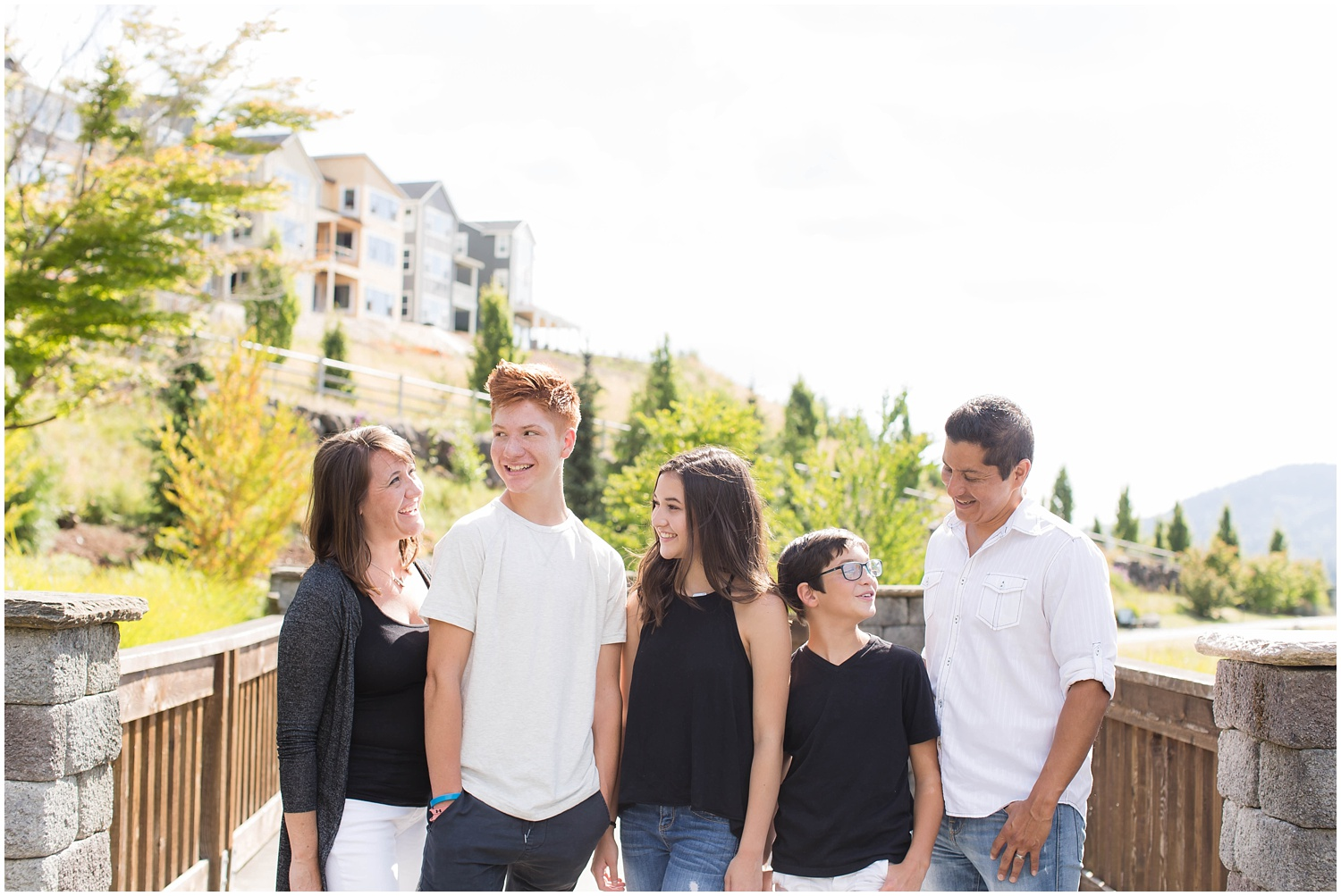 Issaquah Highlands Family Photography | Issaquah, WA | Cinnamon Wolfe Photography