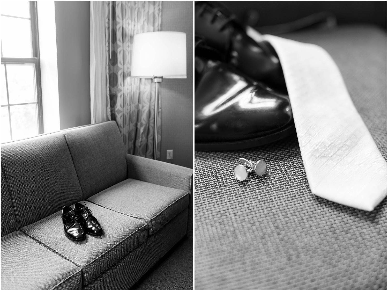 Morris County Wedding | NJ Wedding Photography | Groom Details
