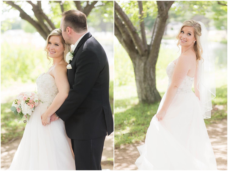 Morris County Wedding | NJ Wedding Photography | Bride and groom