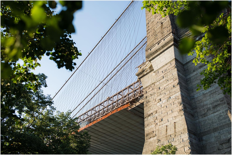A Wedding under the Brooklyn Bridge