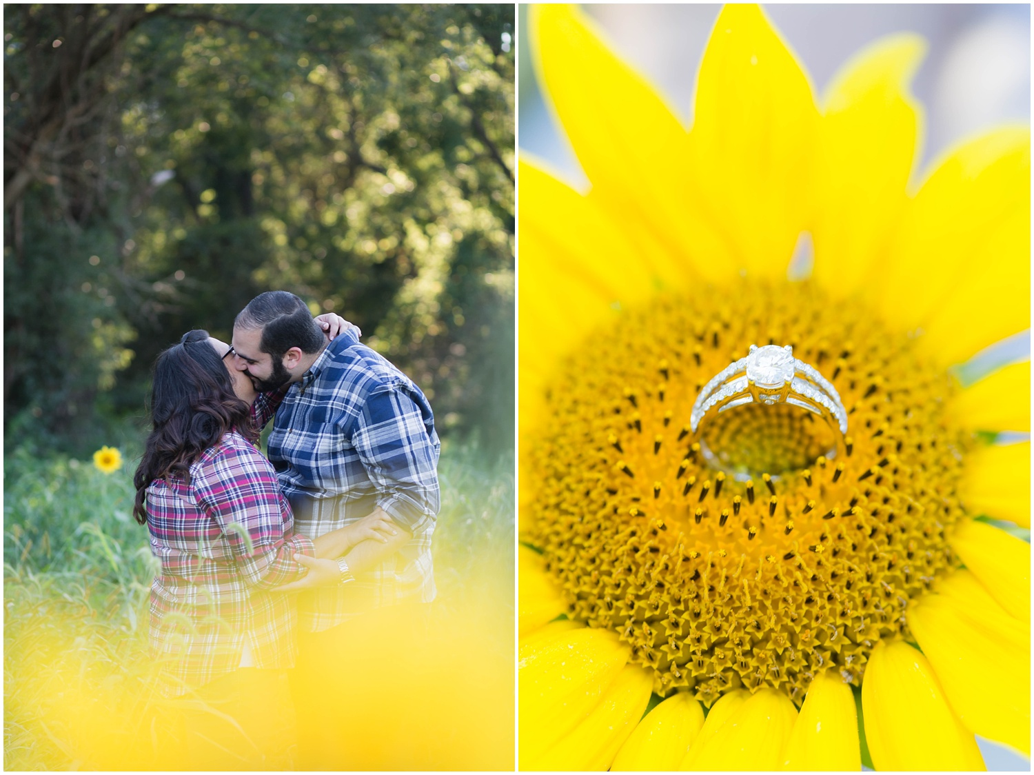 Sunflower Field Engagement Session_0109.jpg