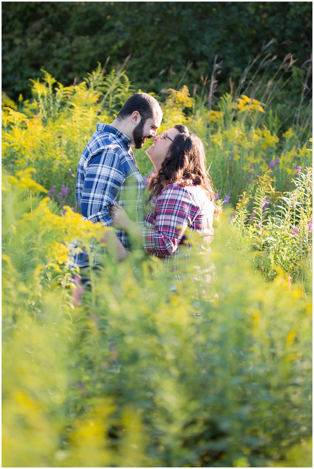 Sunflower Field Engagement Session_0138.jpg