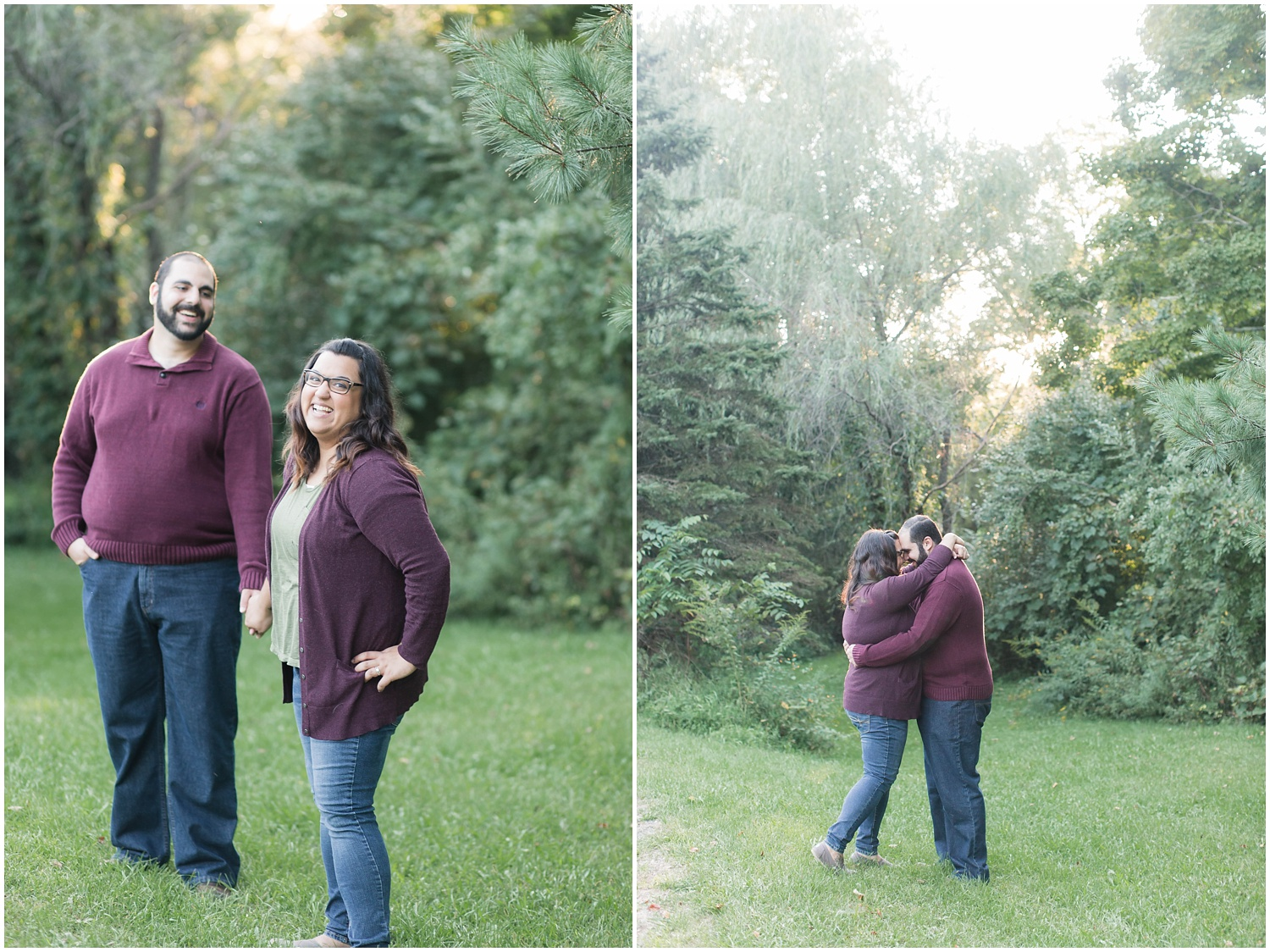 Sunflower Field Engagement Session_0150.jpg