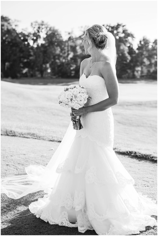 Blush and Grey Crystal Springs Golf Resort Summer Wedding