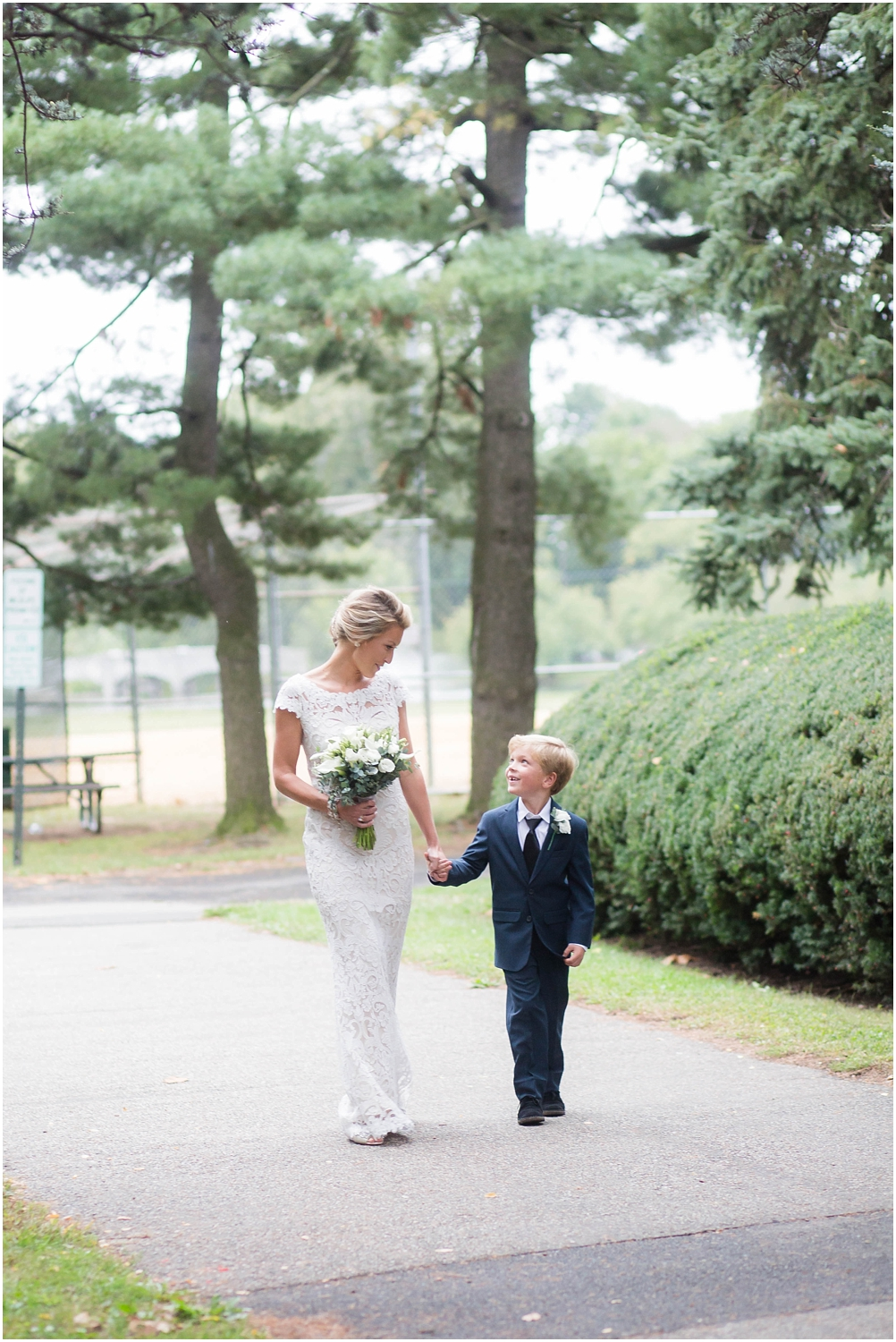 Intimate Outdoor New Jersey Wedding