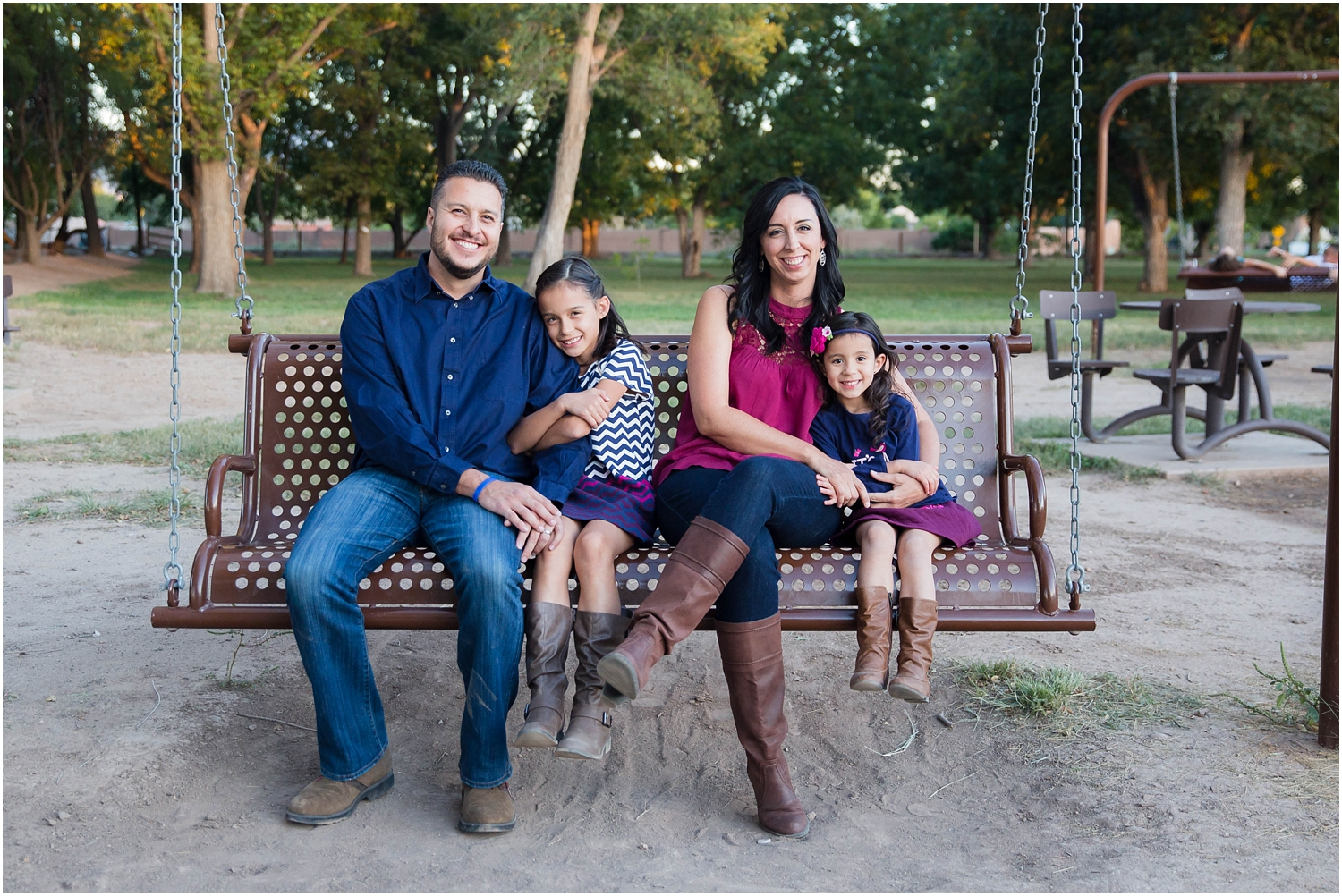 Bachechi Open Space Large Family Photography | Albuquerque New Mexico | Family Photography