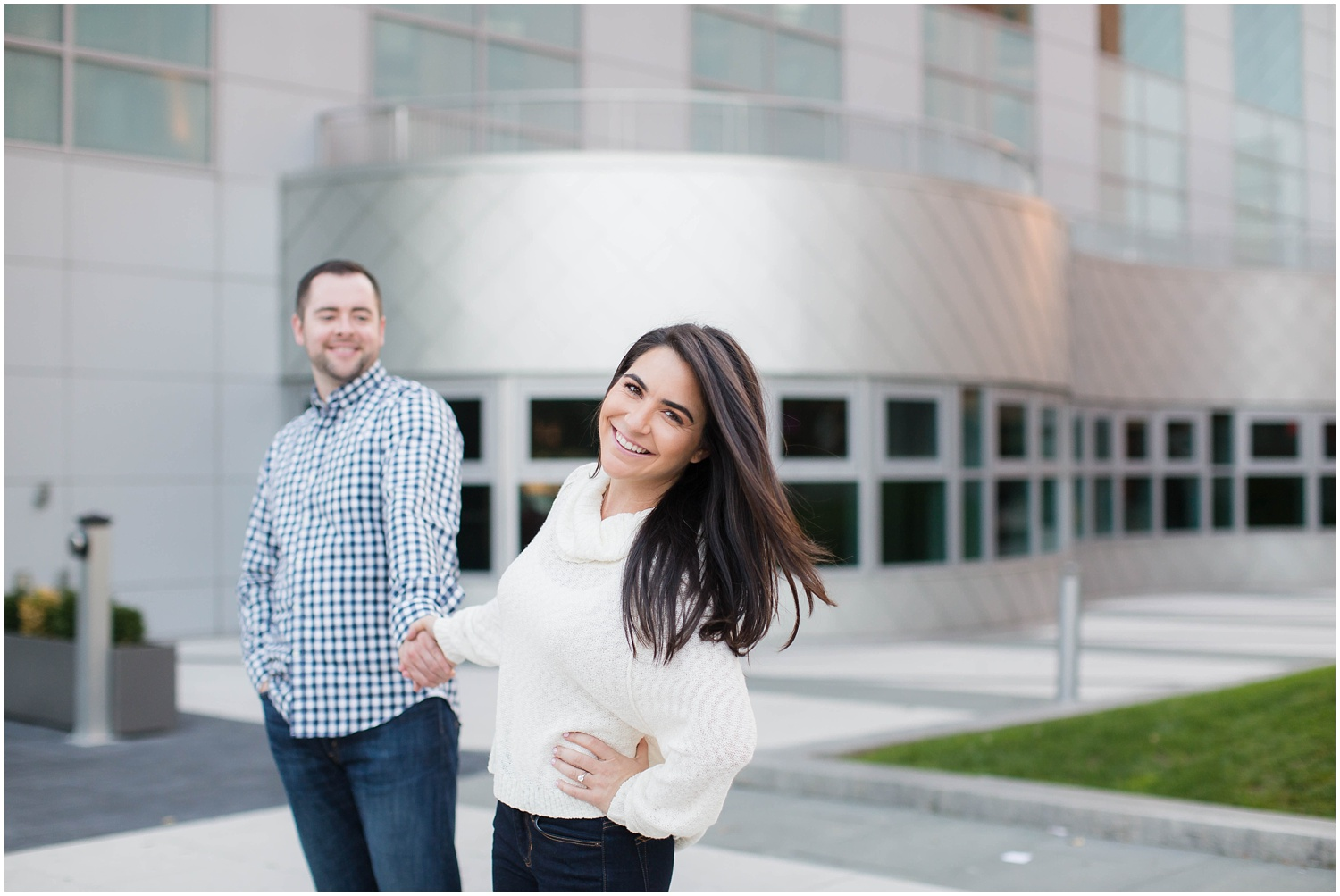 Hoboken Engagement Session | Cinnamon Wolfe Photography | North New Jersey Photographer