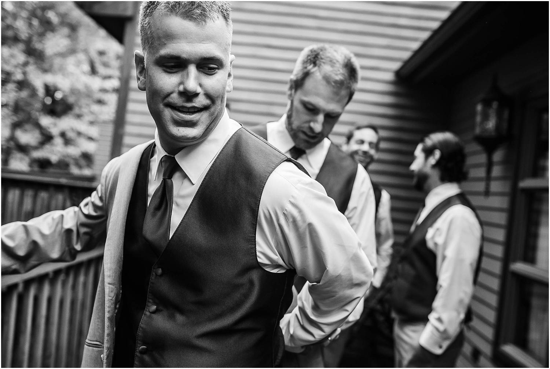 Stroudsmoor PA Wedding Groom Details